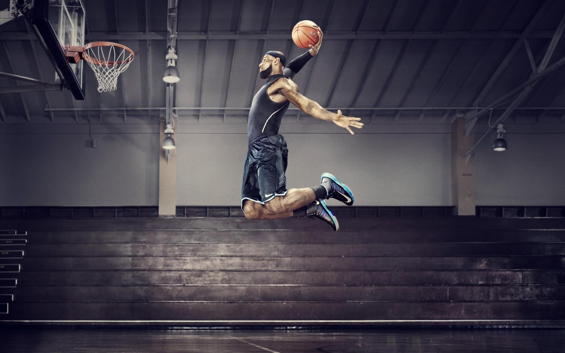 Nike Wallpaper Nba: Nba Basketball Nike Lebron James Wallpaper