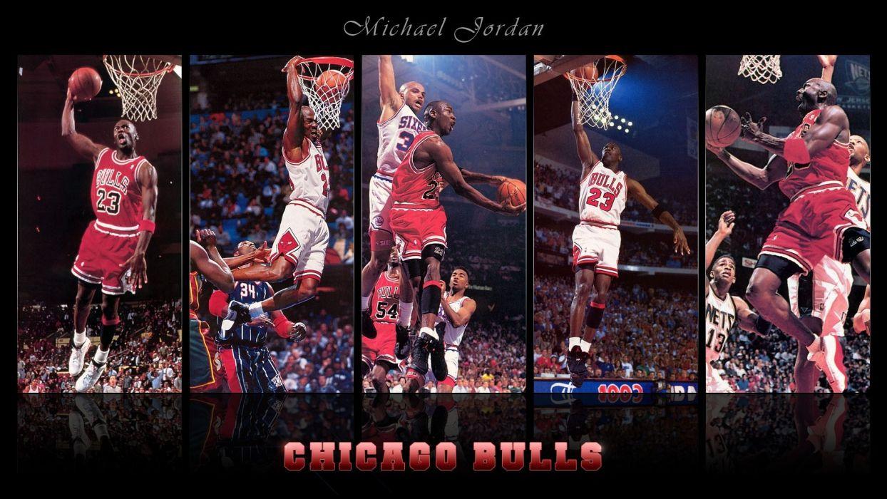 przystojny dobrze znany tak tanio Nba michael jordan chicago bulls basketball wallpaper ...