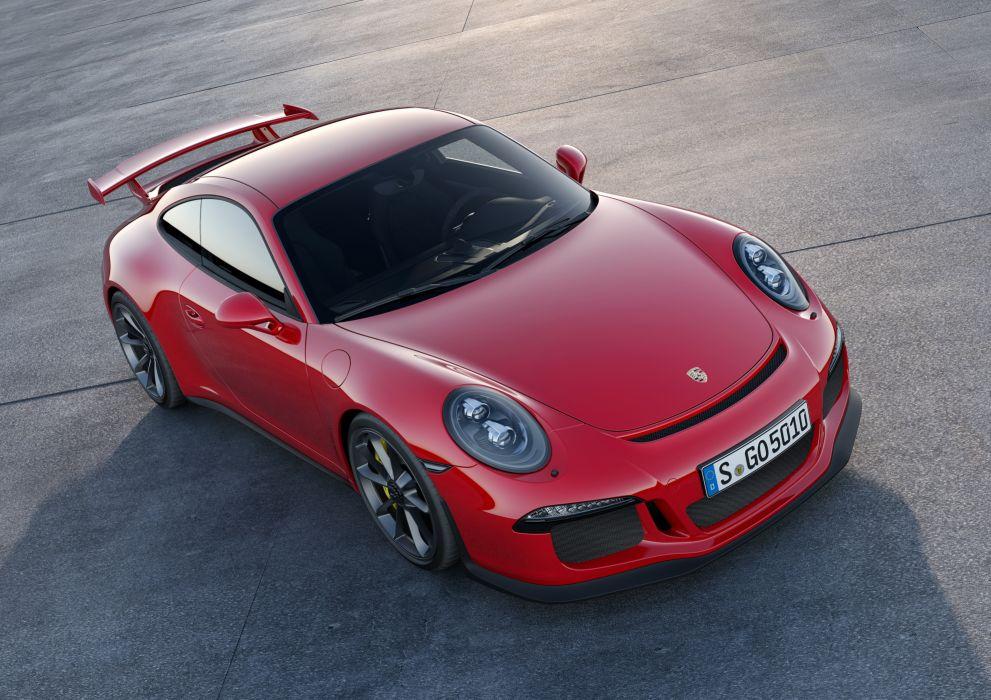 Porsche 2013 911 GT3 wallpaper