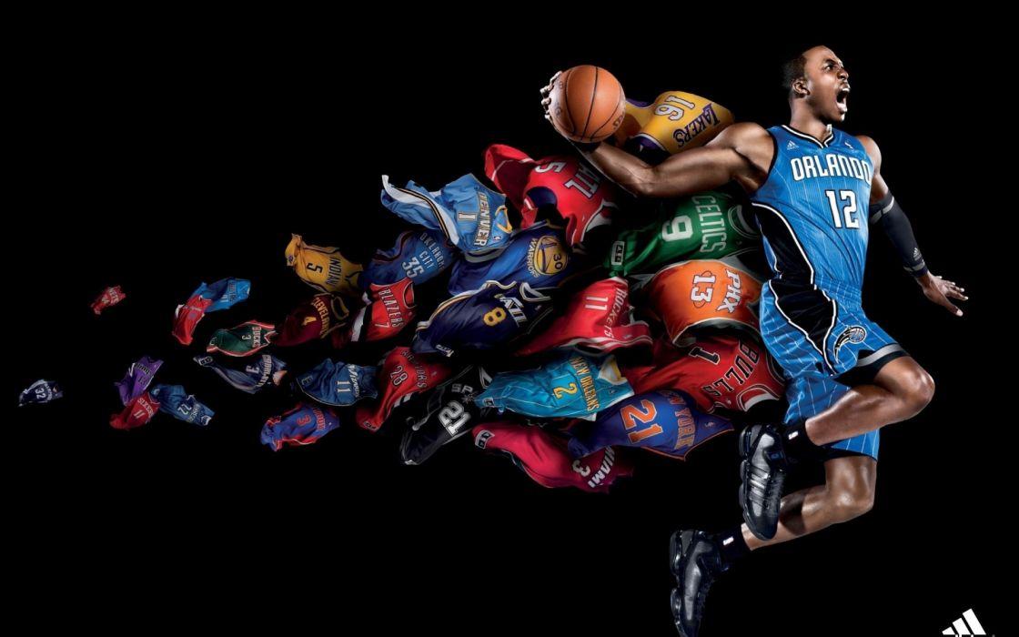sports adidas nba basketball dwight howard wallpaper