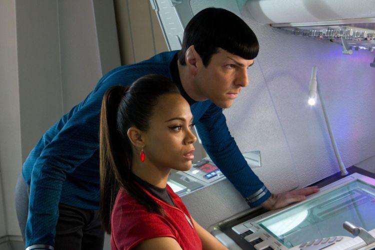 Star Trek Into Darkness 2013 sci-fi wallpaper
