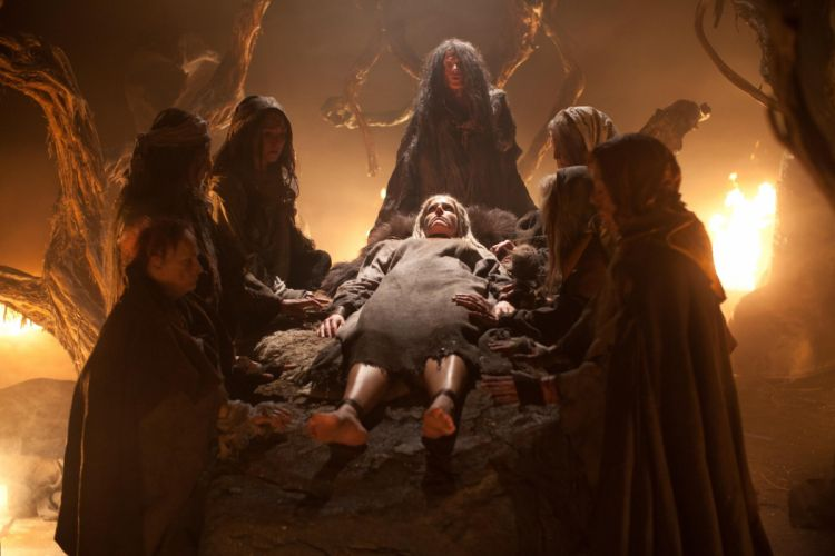 The Lords Of Salem 2012 horror occult dark witch witches wallpaper