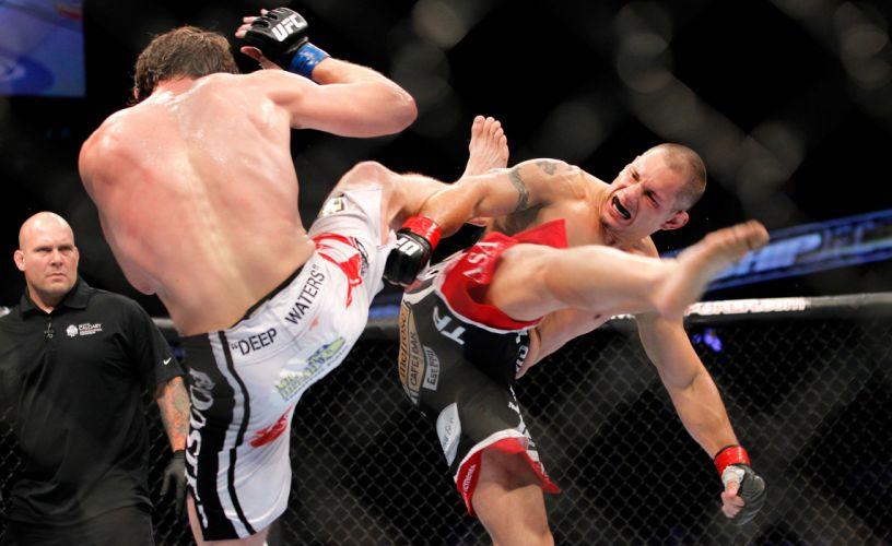UFC mixed martial arts mma fight extreme battle battles r wallpaper