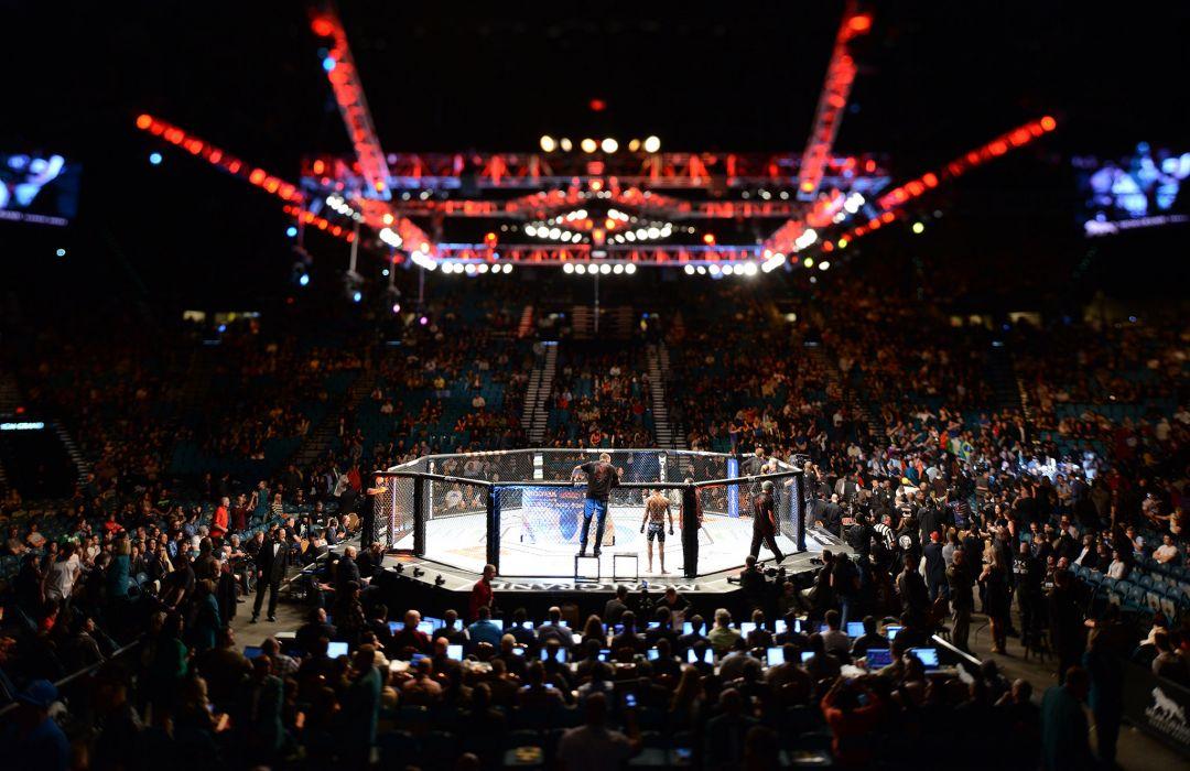 Ufc Mixed Martial Arts Mma Fight Extreme Battle Battles Stadium Crowd Crowds Wallpaper 2048x1327 85489 Wallpaperup
