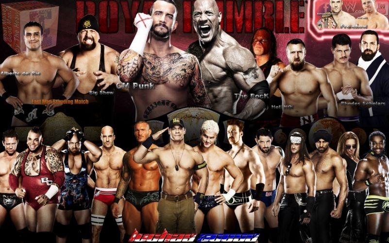 WWE Royal Rumble wrestling poster posters q wallpaper