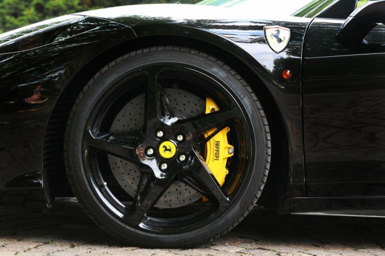 2011 Cam-Shaft Ferrari 458 Italia supercar supercars wheel wheels wallpaper