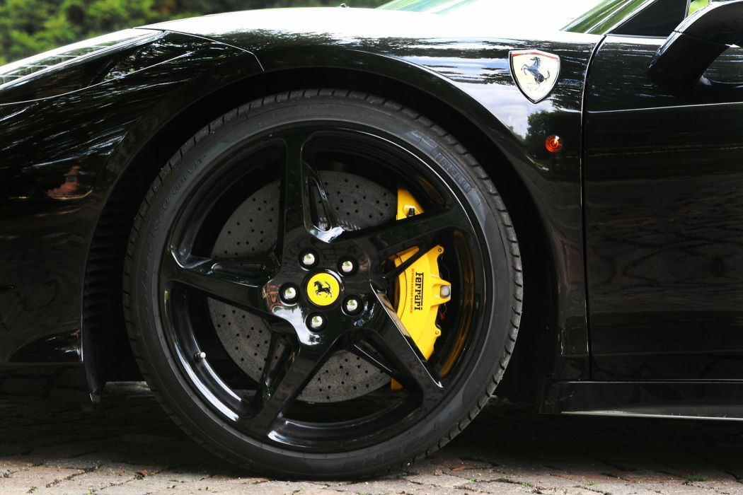2011 Cam-Shaft Ferrari 458 Italia supercar supercars wheel wheels wallpaper