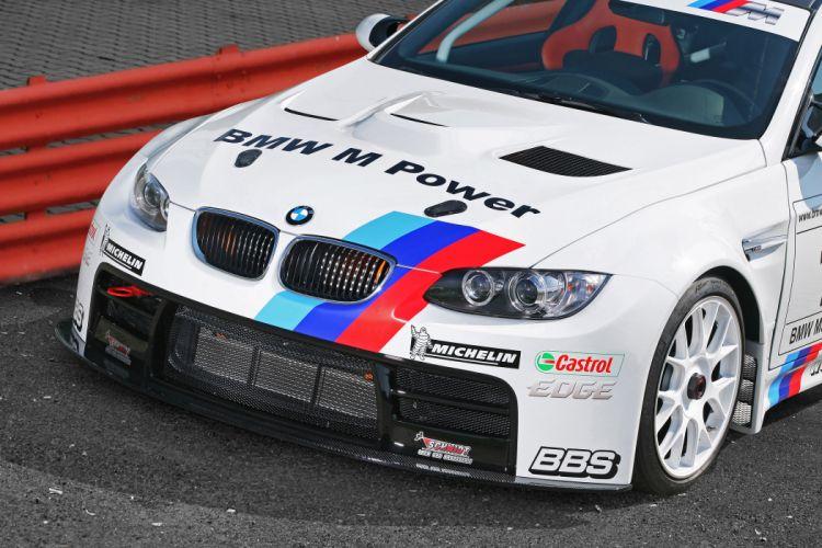 2011 CLP BMW M-3 G-T race racing d wallpaper