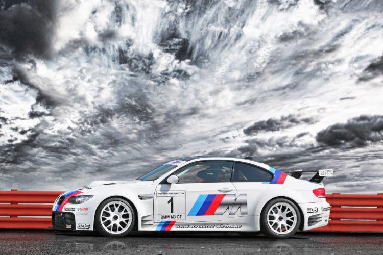 2011 CLP BMW M-3 G-T race racing e wallpaper