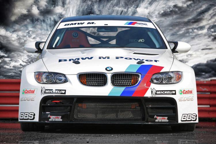 2011 CLP BMW M-3 G-T race racing wallpaper