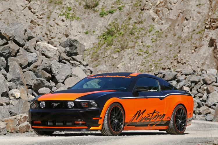 2011 Design-World Ford Mustang tuning muscle r wallpaper