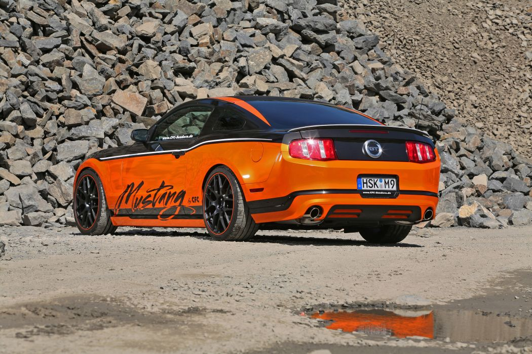 2011 Design-World Ford Mustang tuning muscle y wallpaper