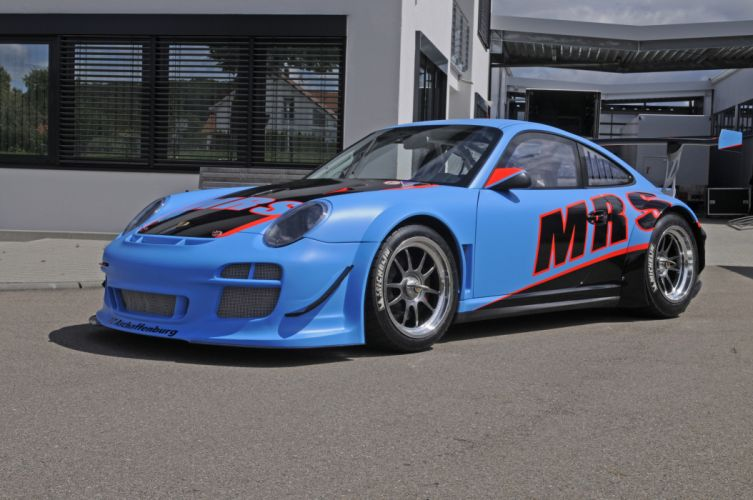 2011 MRS Porsche GT3 supercar supercars race racing wallpaper