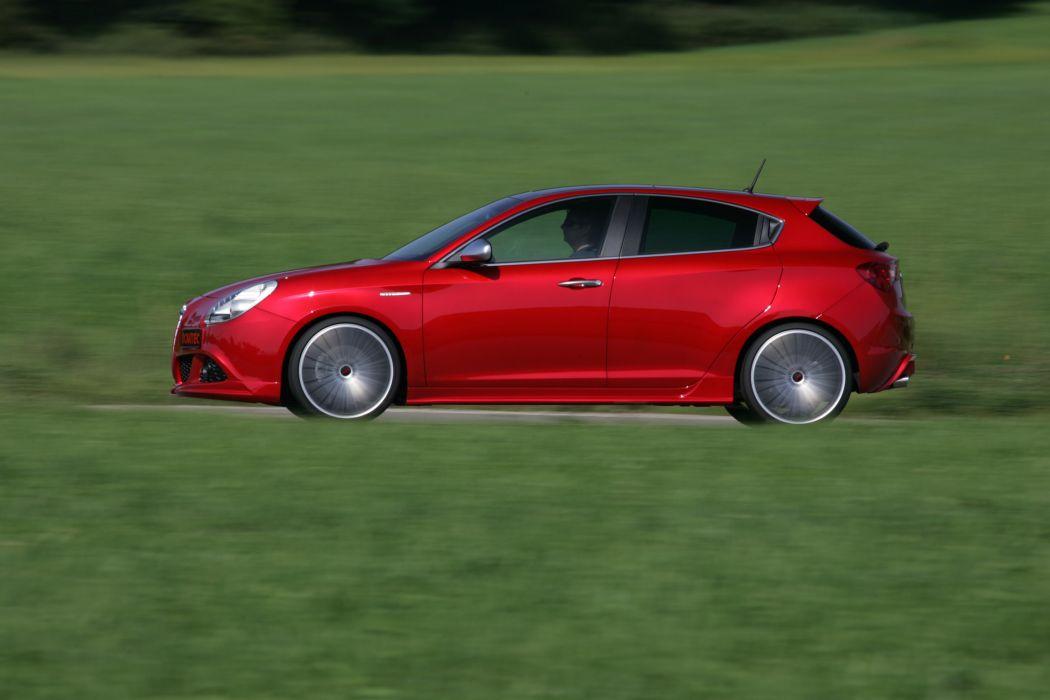 2011 NOVITEC Alfa Romeo Giulietta tuning o wallpaper