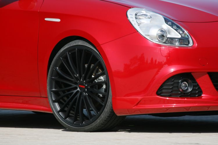 2011 NOVITEC Alfa Romeo Giulietta tuning wheel wheels a wallpaper