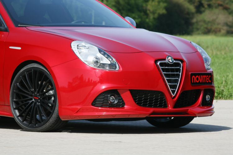 2011 NOVITEC Alfa Romeo Giulietta tuning wheel wheels wallpaper