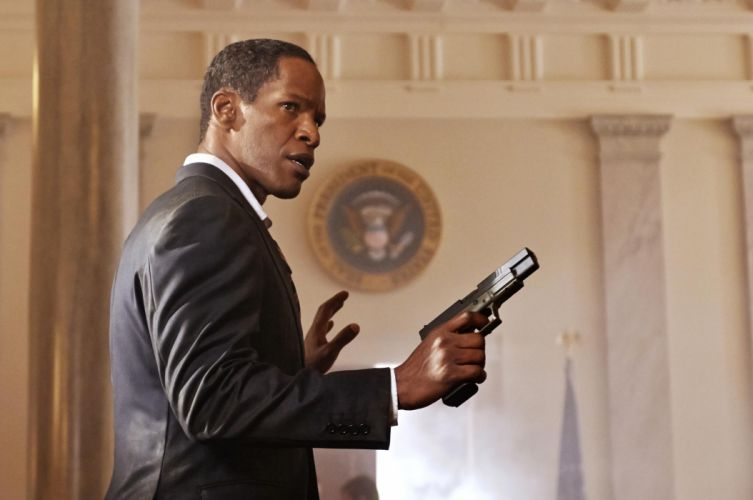White House Down 2013 action wallpaper