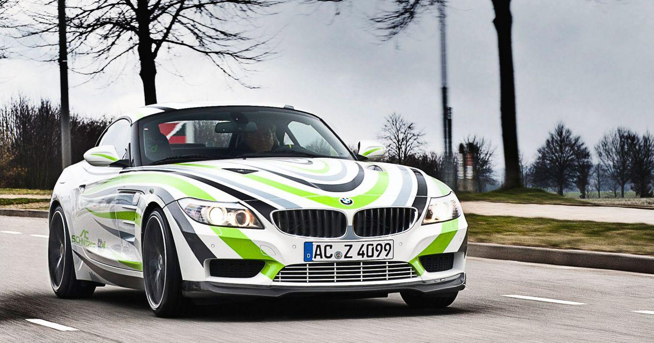 2011 AC-Schnitzer BMW Z-4 99d tuning q wallpaper