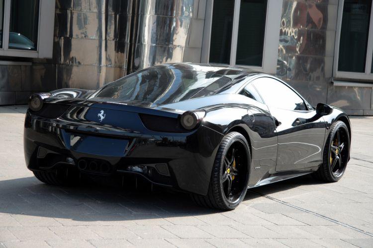 2011 ANDERSON-GERMANY Ferrari 458 supercar supercars s wallpaper