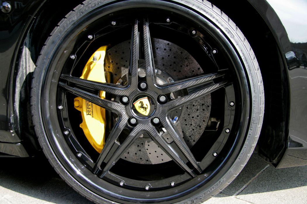 2011 ANDERSON-GERMANY Ferrari 458 supercar supercars wheel wheels wallpaper