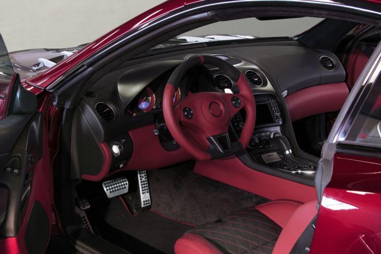 2011 Carlsson C25 Royale tuning supercar supercars interior wallpaper