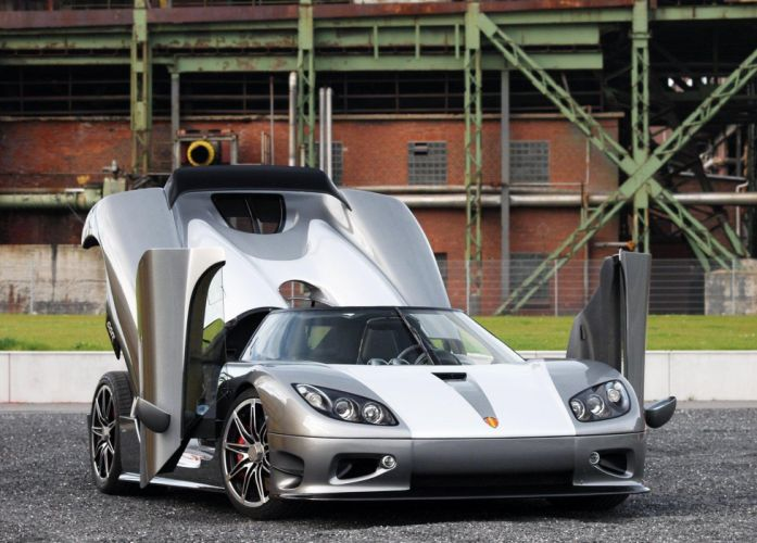 2011 edo-competition Koenigsegg CCR supercar supercars e wallpaper