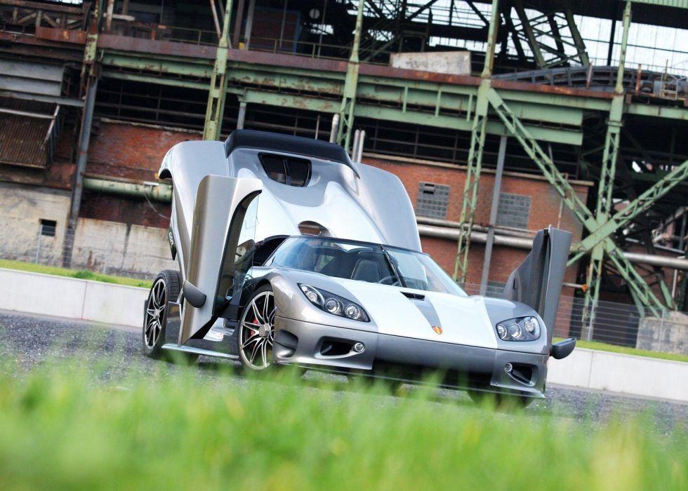 2011 edo-competition Koenigsegg CCR supercar supercars    y wallpaper
