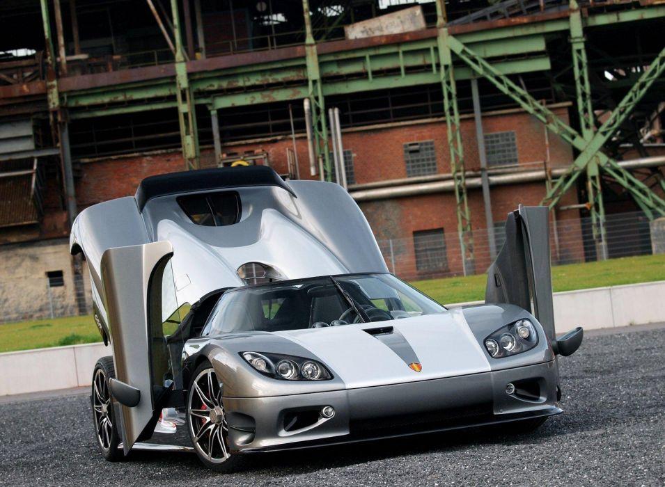 2011 edo-competition Koenigsegg CCR supercar supercars   n wallpaper