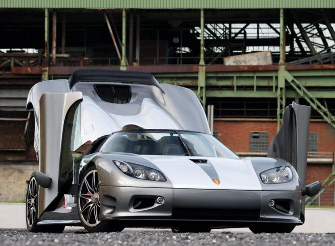 2011 edo-competition Koenigsegg CCR supercar supercars f wallpaper