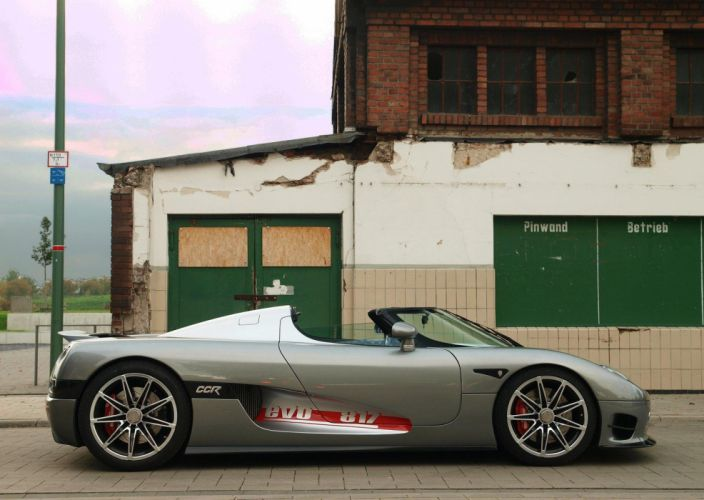 2011 edo-competition Koenigsegg CCR supercar supercars v wallpaper