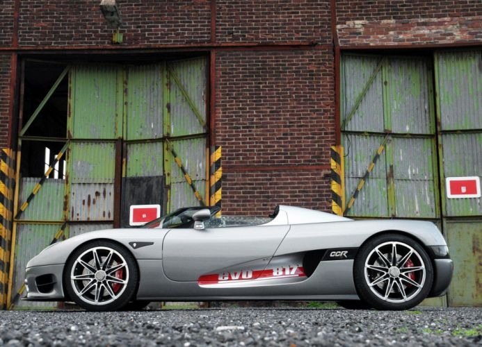 2011 edo-competition Koenigsegg CCR supercar supercars w wallpaper