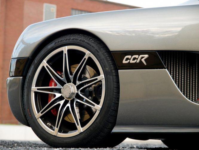 2011 edo-competition Koenigsegg CCR supercar supercars wheel wheels n wallpaper