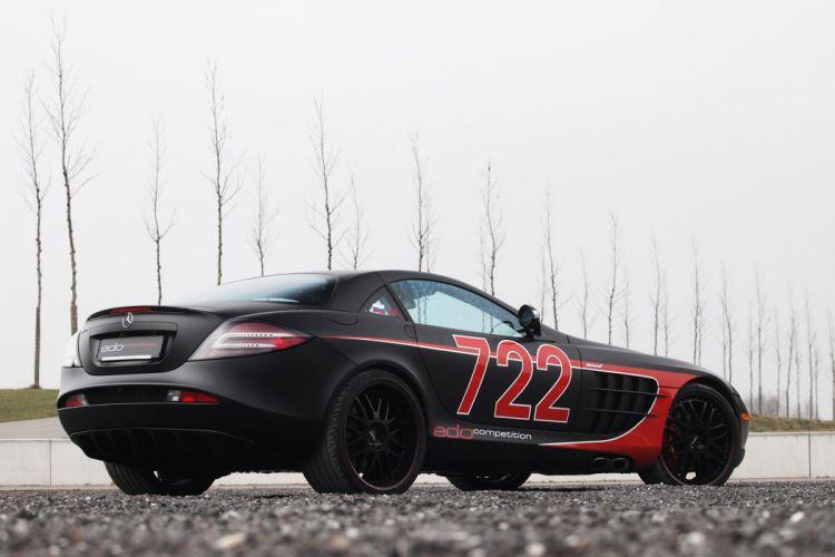 2011 edo-competition Mercedes Benz SLR tuning j wallpaper