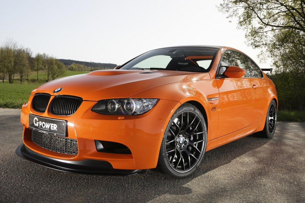 2011 G-Power BMW M-3 GTS SK I-I tuning   e wallpaper