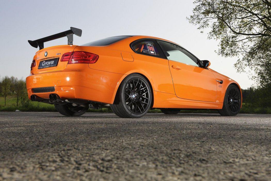 2011 G-Power BMW M-3 GTS SK I-I tuning q wallpaper