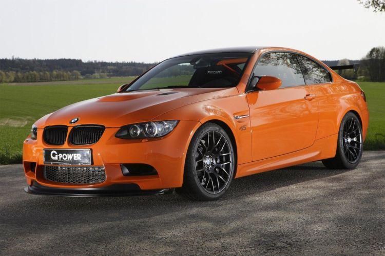 2011 G-Power BMW M-3 GTS SK I-I tuning wallpaper