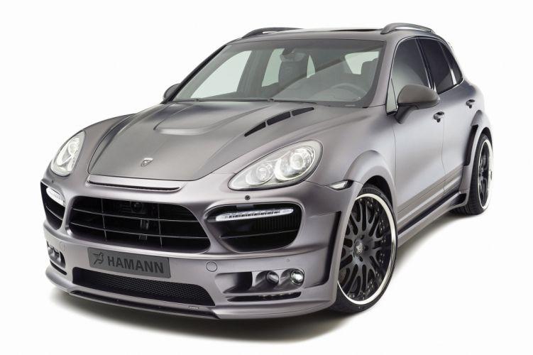 2011 Hamann Porsche Guardian suv tuning e wallpaper