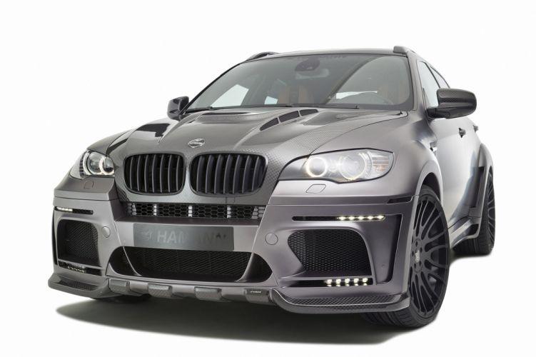 2011 HAMANN TYCOON EVO BMW X6-M x-6 tuning f wallpaper