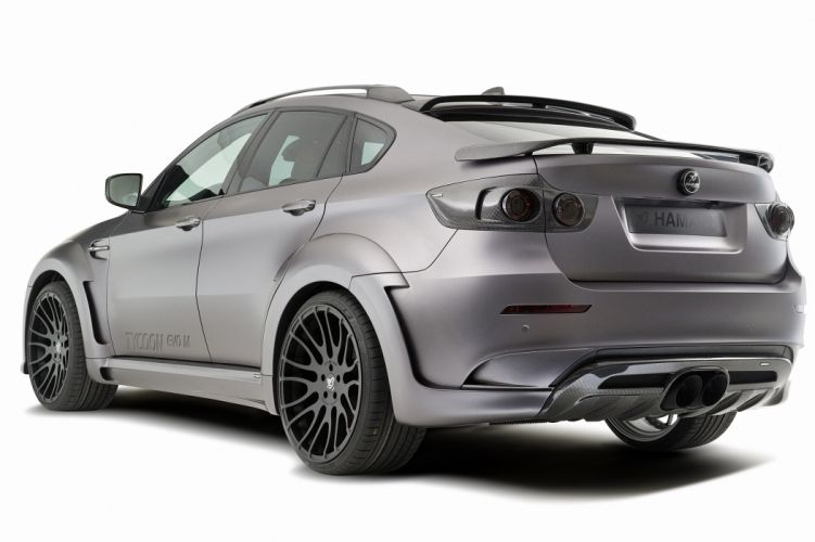 2011 HAMANN TYCOON EVO BMW X6-M x-6 tuning s wallpaper