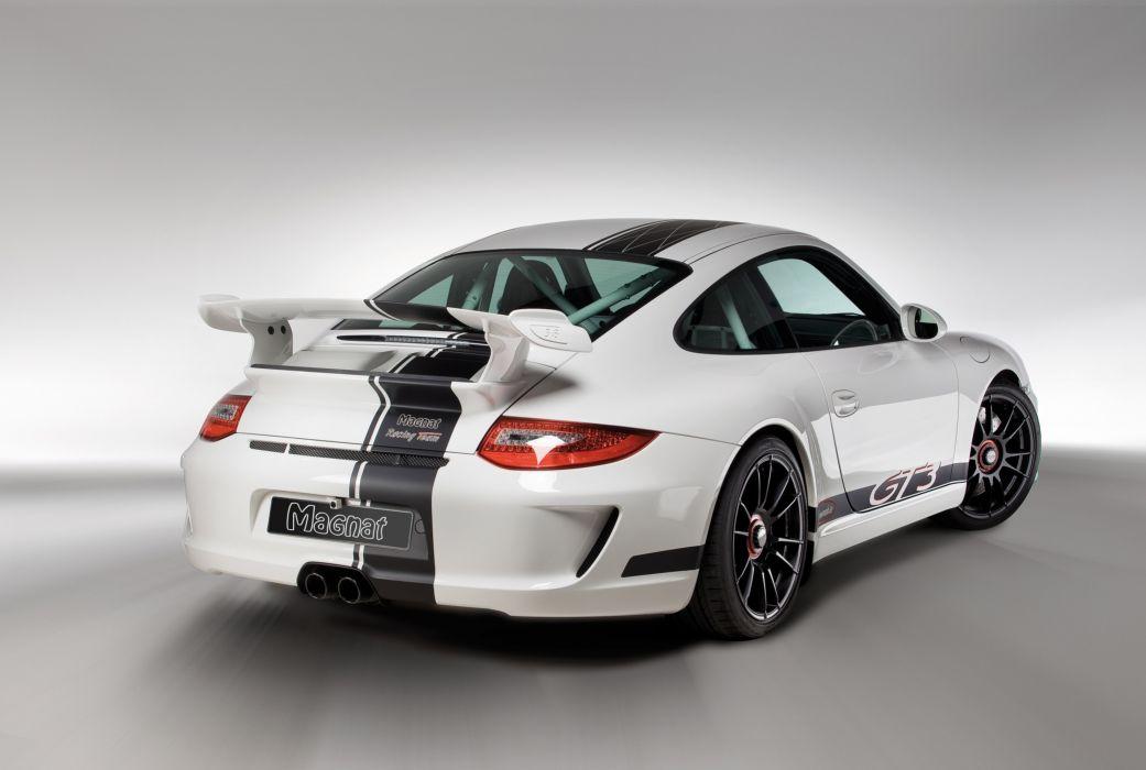 2011 MAGNAT-SNOWMOBILE Porsche GT3   e wallpaper