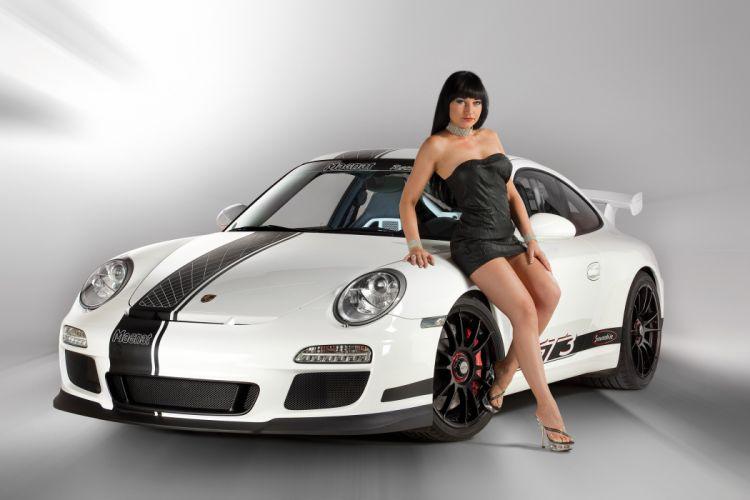 2011 MAGNAT-SNOWMOBILE Porsche GT3 a wallpaper