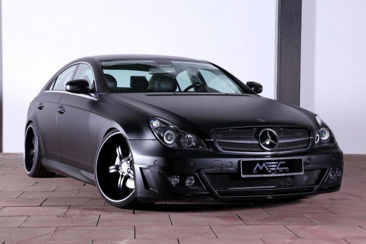 2011 MEC-Design Mercedes Benz CLS W219 tuning r wallpaper