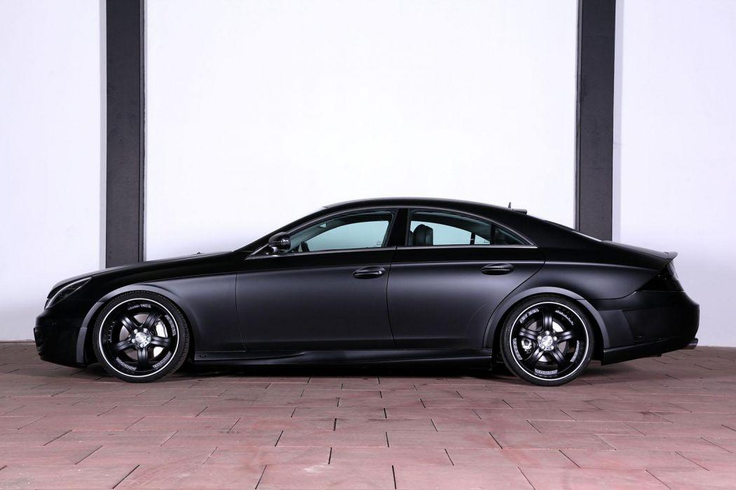 2011 MEC-Design Mercedes Benz CLS W219 tuning wallpaper