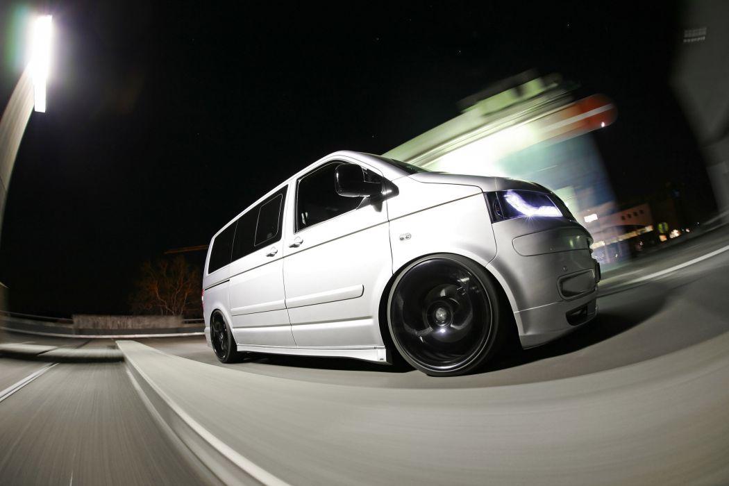 2011 MR-Car Design V-W T-5 Transporter volkswagon tuning   e wallpaper