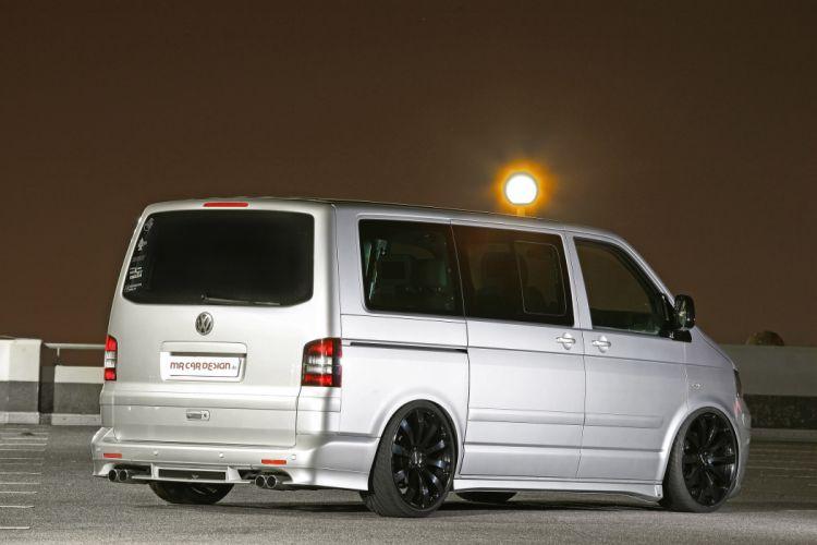 2011 MR-Car Design V-W T-5 Transporter volkswagon tuning t wallpaper