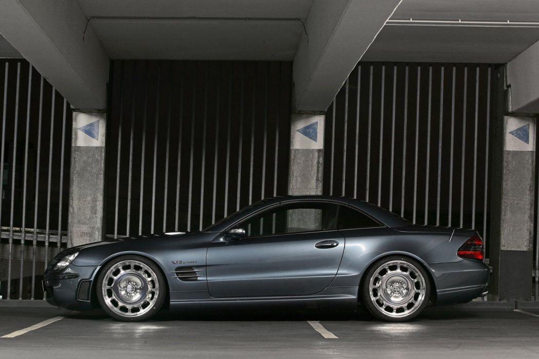 2011 MR-Car-Design Mercedes Benz SL-65 AMG s-l 6-5 tuning supercar supercars e wallpaper