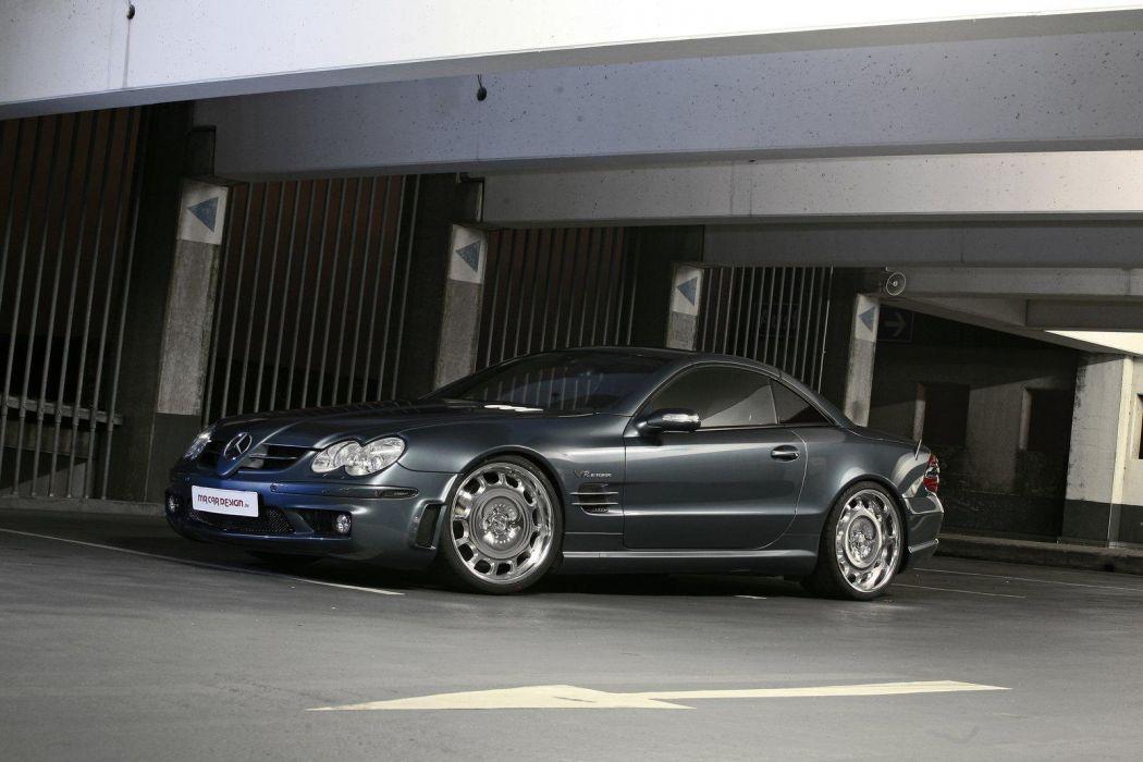 2011 MR-Car-Design Mercedes Benz SL-65 AMG s-l 6-5 tuning supercar supercars n wallpaper