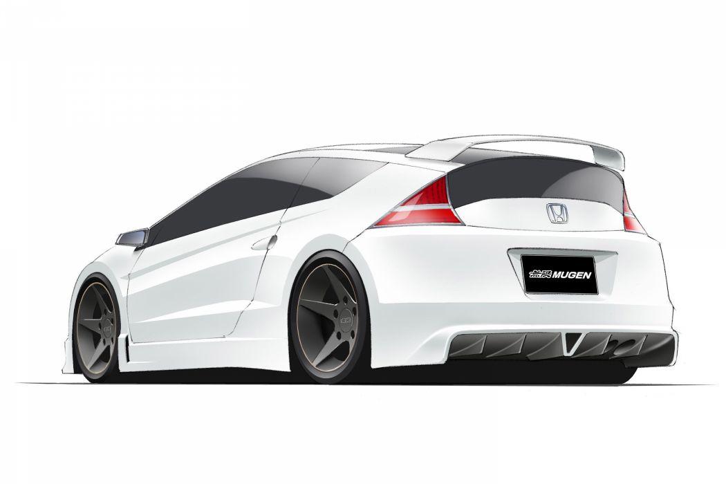 2011 MUGEN Honda CR-Z tuning q wallpaper