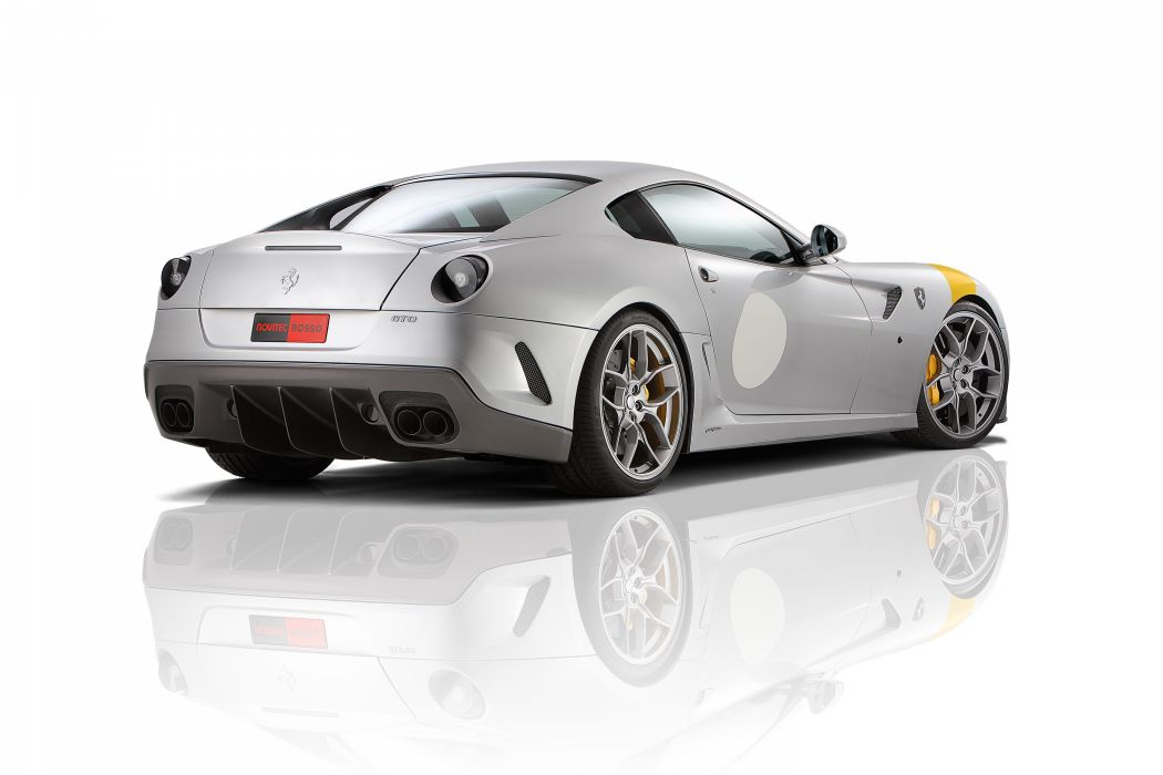 2011 Novitec-Rosso Ferrari 599 GTO 888 supercar supercars q wallpaper