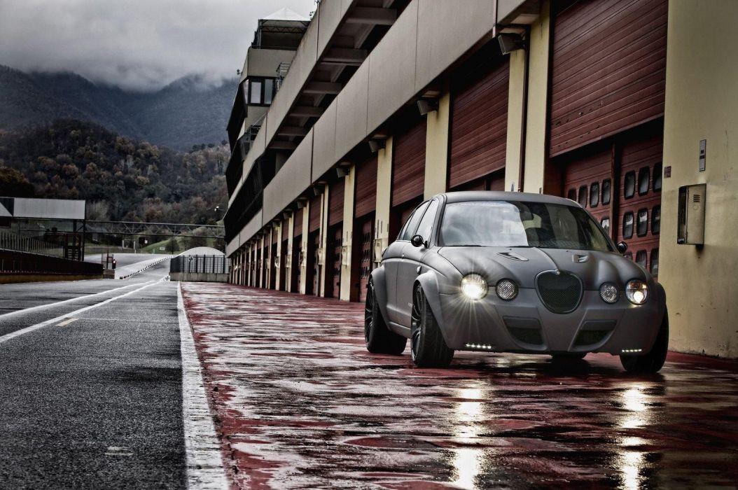 2011 Panzani-Design Jaguar X-Type-R Supercharged tuning X-Type t wallpaper